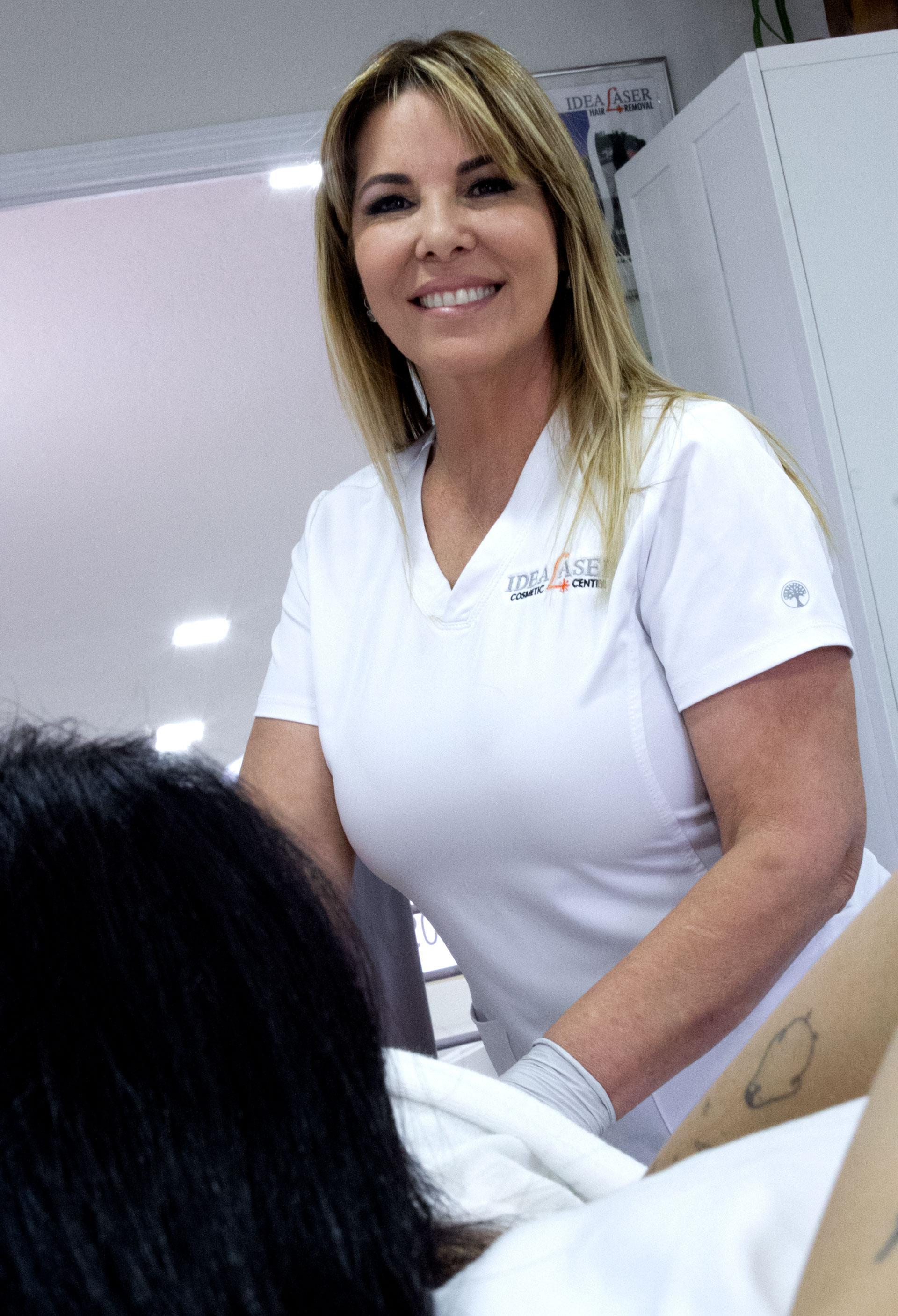 Idealaser cosmetic center